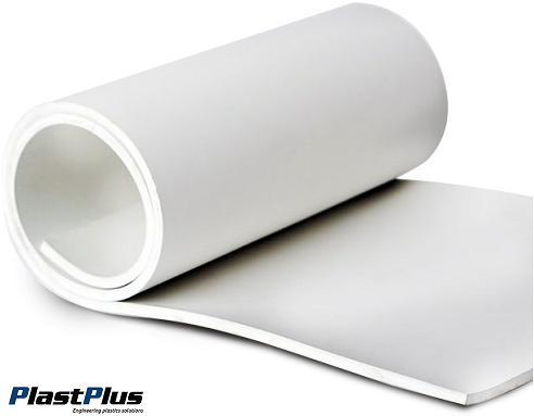 plyty silikonowe mleczne białe