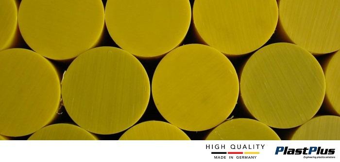 poliamid żółty z elastomerem