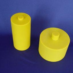 żółty poliamid z elastomerem