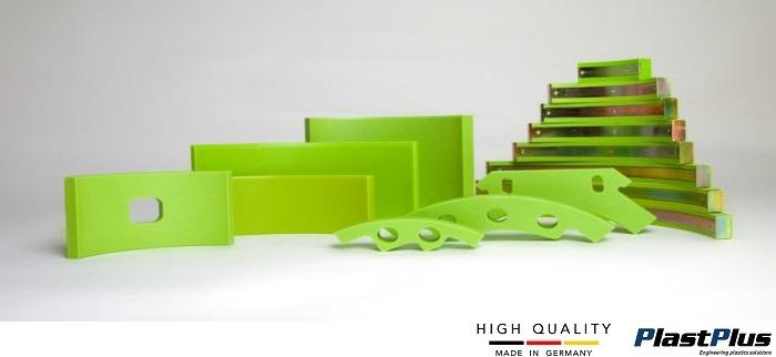 poliamid zielony z olejem