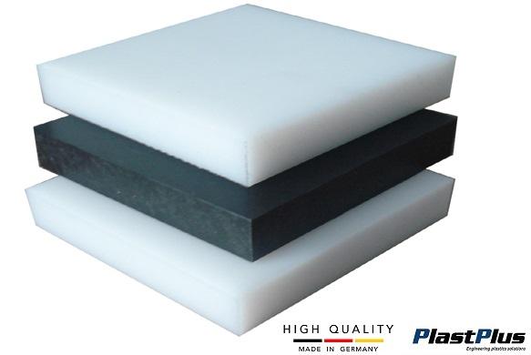 płyty i blaty pod wykrojniki z polietylenu PE1000
