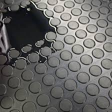 wykładziny gumowe olejoodporne, wykładziny molet NBR