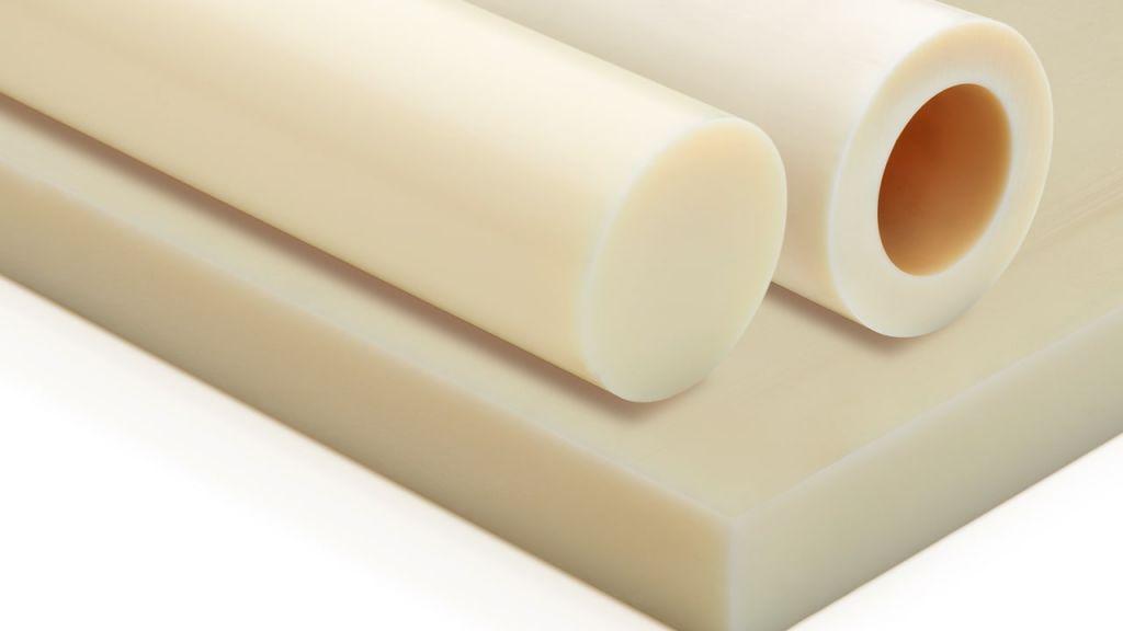boramid naturalny PA6G kość słoniowa