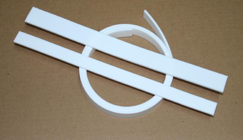 ślizgi do maszyn poliamidowe ślizgi poliacetal ślizgi polietylenowe ślizgi teflonowe