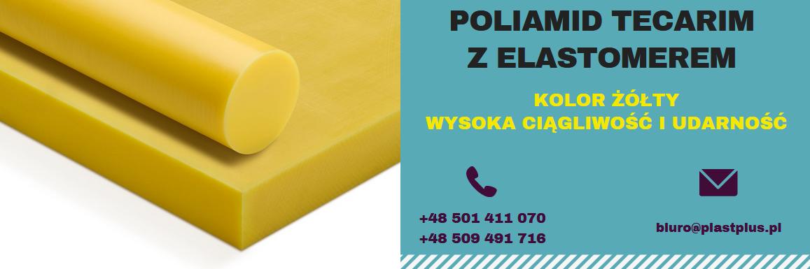 poliamid tecarim żółty, pa6 żółty, tecarim 1500, tecamid żółty, tecast żółty
