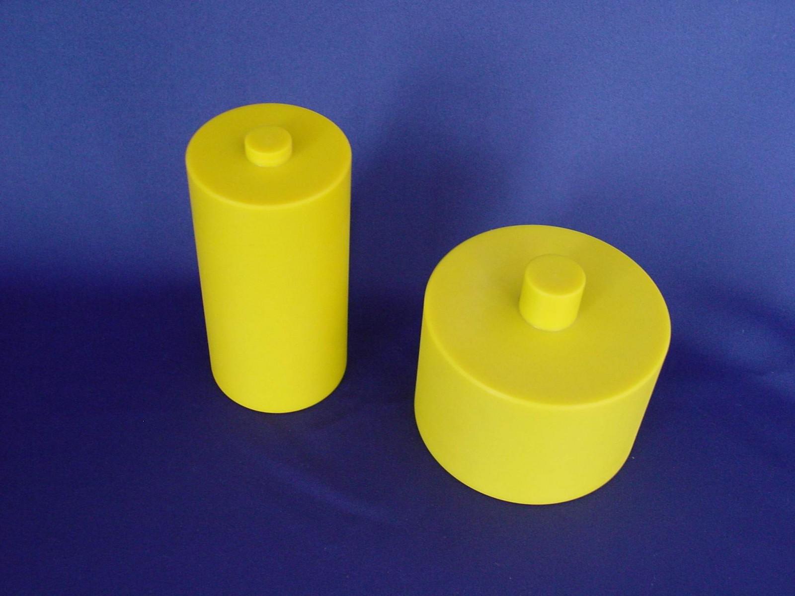 żółty poliamid z elastomerem, tecarim, żółty tecamid, żółty tecast