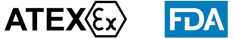 ATEX FDA polietylen antystatyczny