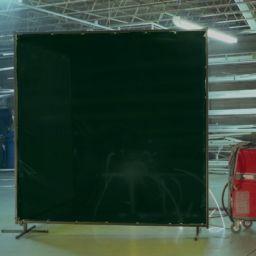 parawany spawalnicze, kurtyna spawalnicza, zasłona spawalnicza, ekrany spawalniczy, ekrany spawalnicze