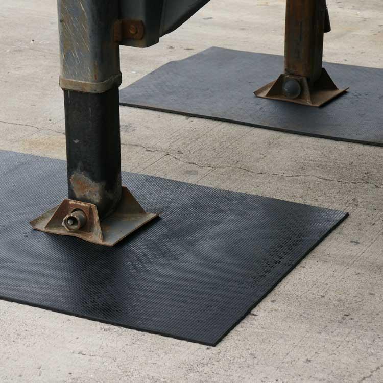 płyty gumowe pod maszyny podkłady gumowe pod maszyny