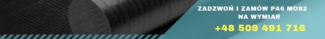 poliamid z dwusiarczkiem molibdenu, pa6g mos2, boramid tarnamid tecamid MO black tecast