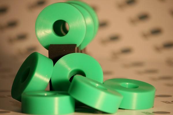 poliamid zielony poliamid, tarnamid, boramid, tuleje wałki płyty rury pręty formatki, zielony PA6, PA6 GSO