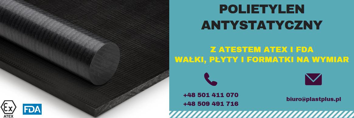 polietylen antystatyczny, polietylen esd, PE1000 ast, polietylen tecafine AST black