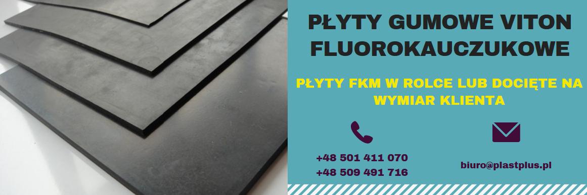 płyty gumowe viton, płyty gumowe FKM, guma fluorokauczukowa