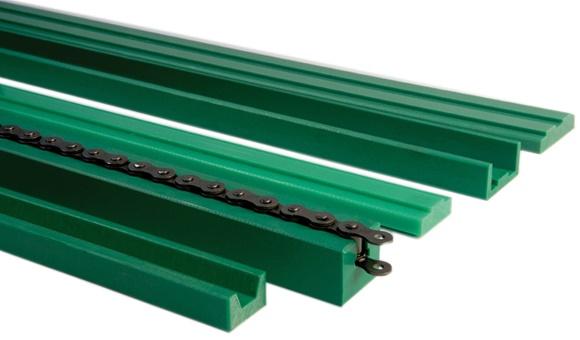 zielony polietylen zielony pe1000 wałki pręty płyty fomatki