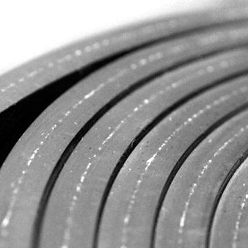 płyty gumowe zbrojone, płyty z przekładkami