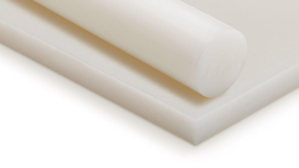tarflen biały wałki płyty tuleje