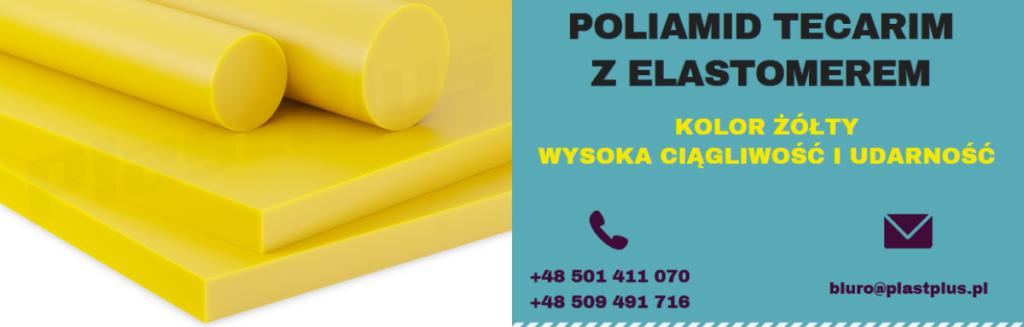 Poliamid żółty