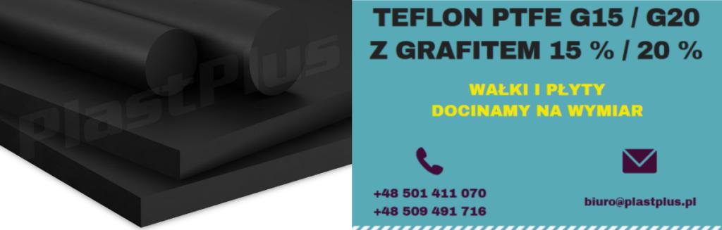 Teflon z grafitem